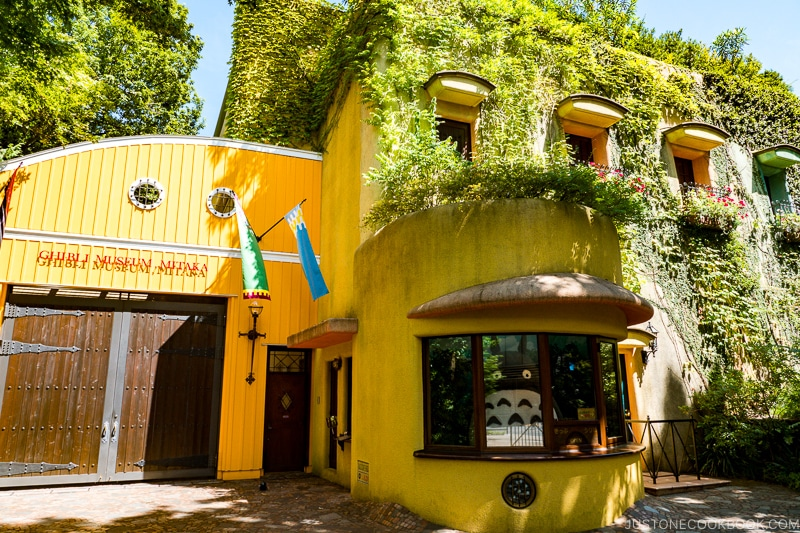 Ghibli Museum - Insiders' Guide for For First Time Visitors to Japan | www.justonecookbook.com
