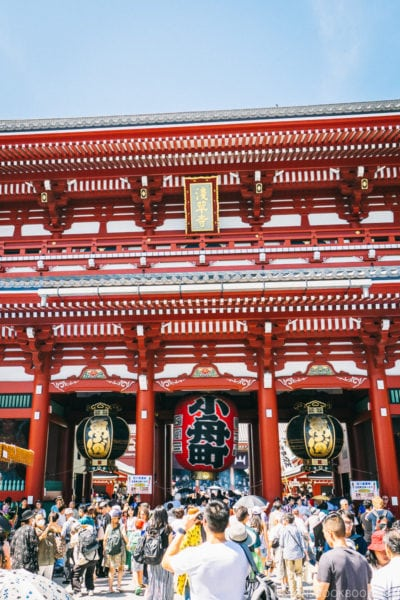 Sensoji at Asakusa - Insiders' Guide for For First Time Visitors to Japan   www.justonecookbook.com
