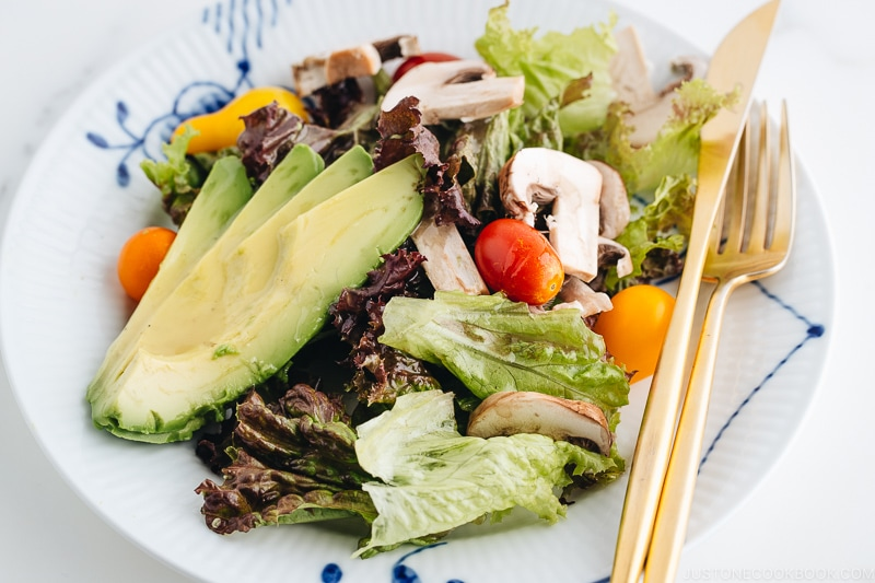 Japanese Salad Dressings - French Dressing | Easy Japanese Recipes at JustOneCookbook.com