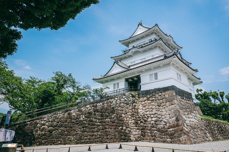 Odawara Castle Guide