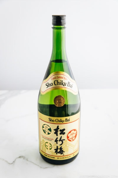 Sake | Easy Japanese Recipes at Just One Cookbook.com