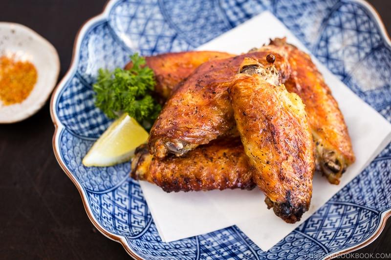 Teba Shio (Salted Chicken Wings) ??????