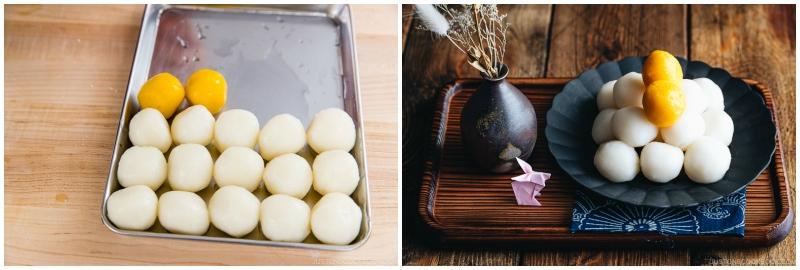 Tsukimi Dango Recipe 14