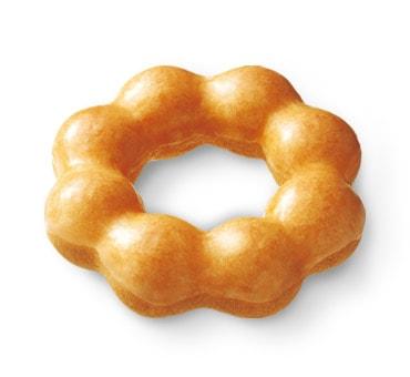 mister donut pon de ring image