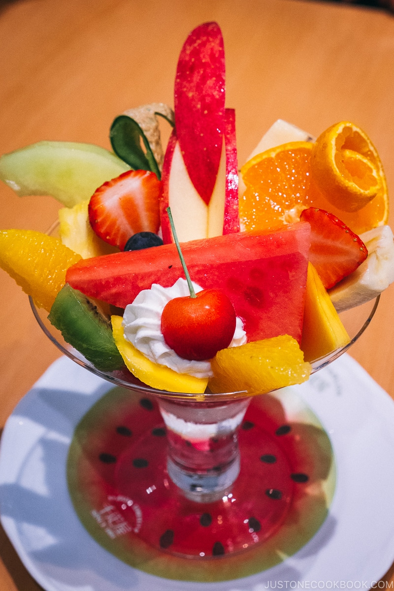 Fruit Parfait | Easy Japanese Recipes at JustOneCookbook.com