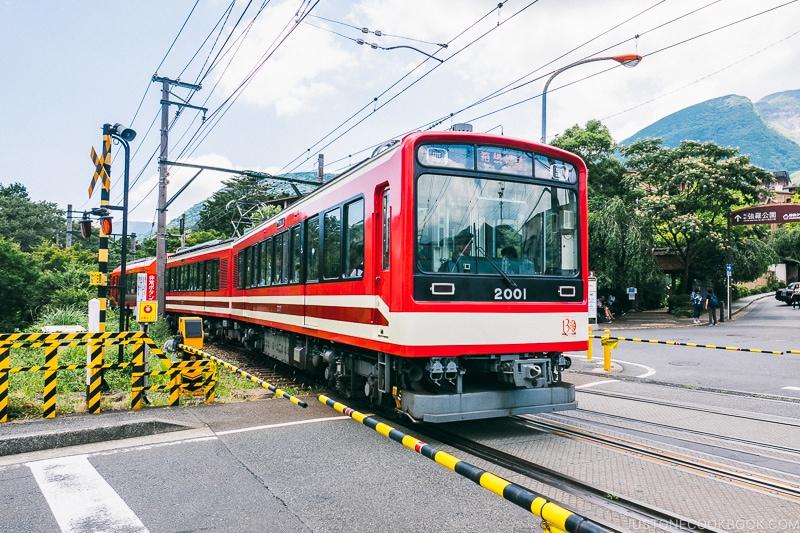 Hakonetozan Line - Hakone Gora Travel Guide | www.justonecookbook.com