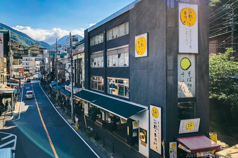 Nanohana shop - Hakone-Yumoto and Hakone Freepass Guide | www.justonecookbook.com