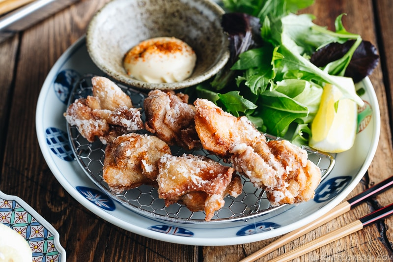 Karaage (Japanese Fried Chicken) ???