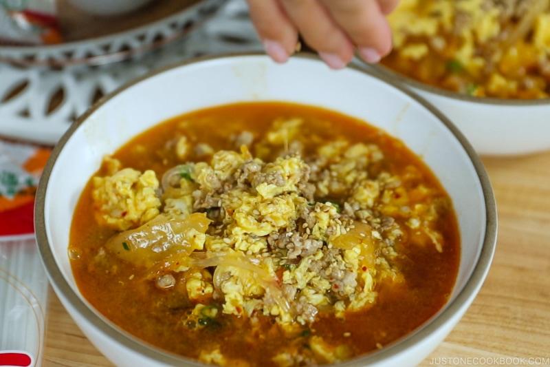 Kimchi Soup 15