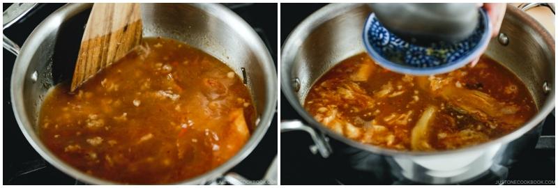 Kimchi Soup 8