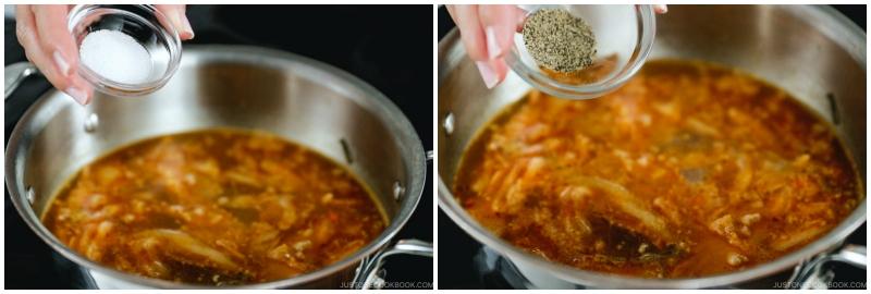 Kimchi Soup 9