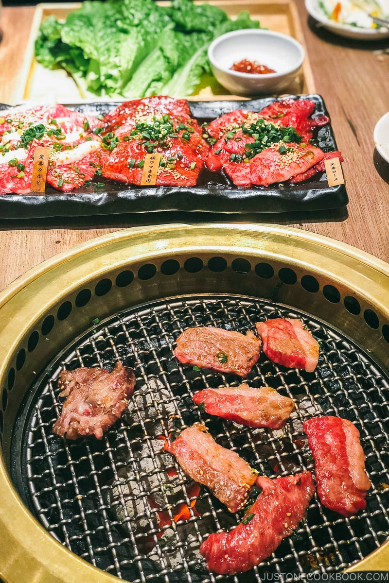 Yakiniku | Easy Japanese Recipes at JustOneCookbook.com