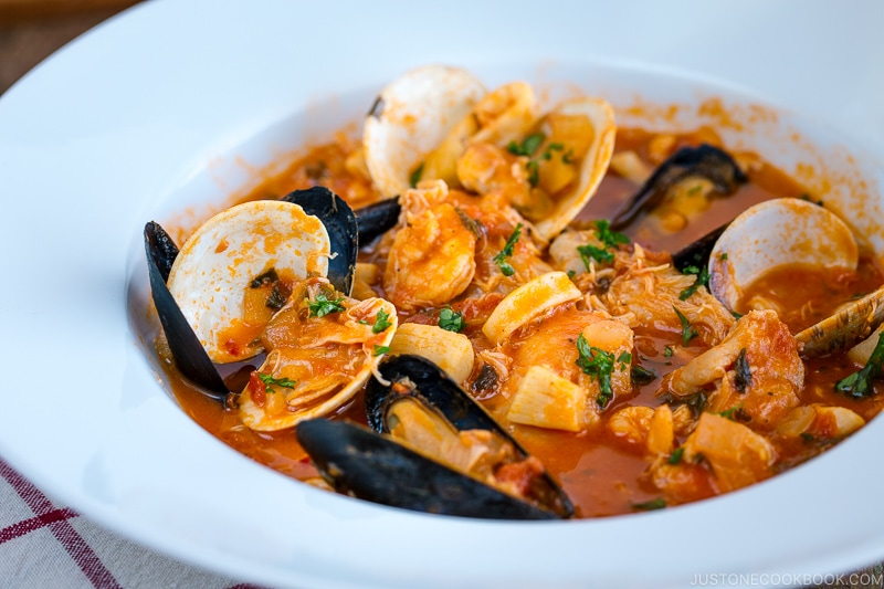 Cioppino Recipe Just One Cookbook
