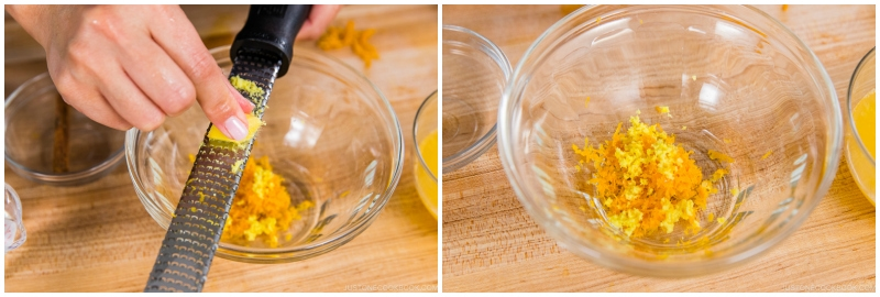Easy Orange Ginger Cranberry Sauce 4