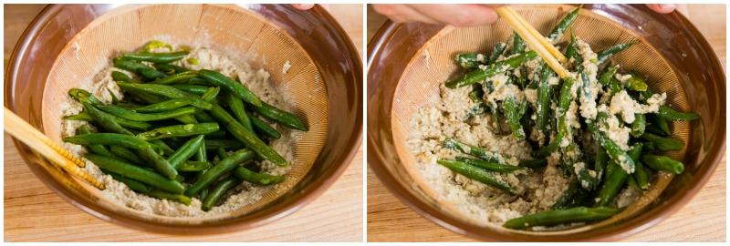 Green Bean Shiraae 16