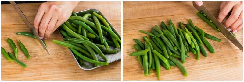 Green Bean Shiraae 6