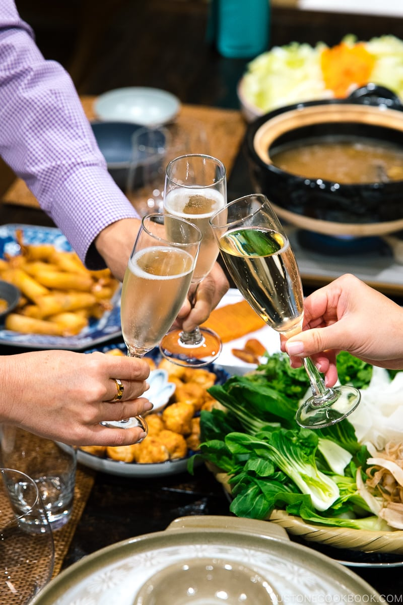 How to Host a Japanese-Themed Party | Easy Japanese Recipes at JustOneCookbook.com