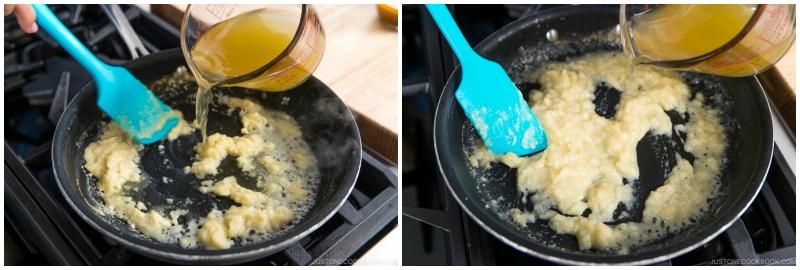 Miso Butter Gravy 3