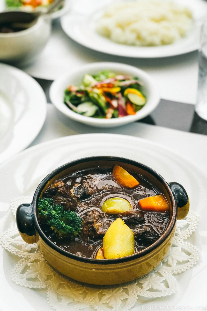 Beef Stew | Easy Japanese Recipes at JustOneCookbook.com
