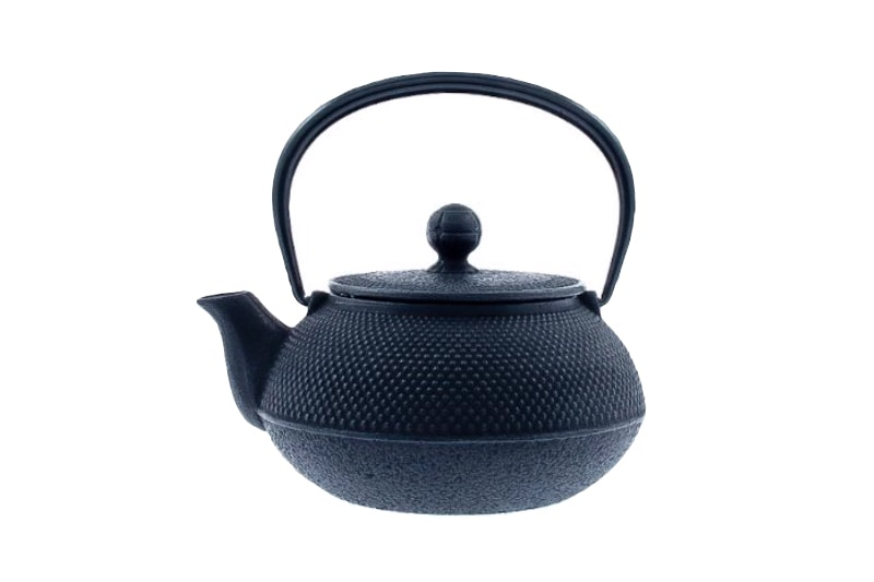 japanese iron tetsubin teapot