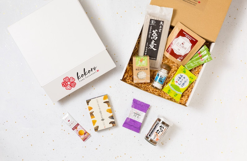 Premium Japanese Foods Giveaway from Kokoro Care Packages (Worldwide)