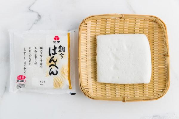 Hanpen Fish Cake | Easy Japanese Recipes at JustOneCookbook.com
