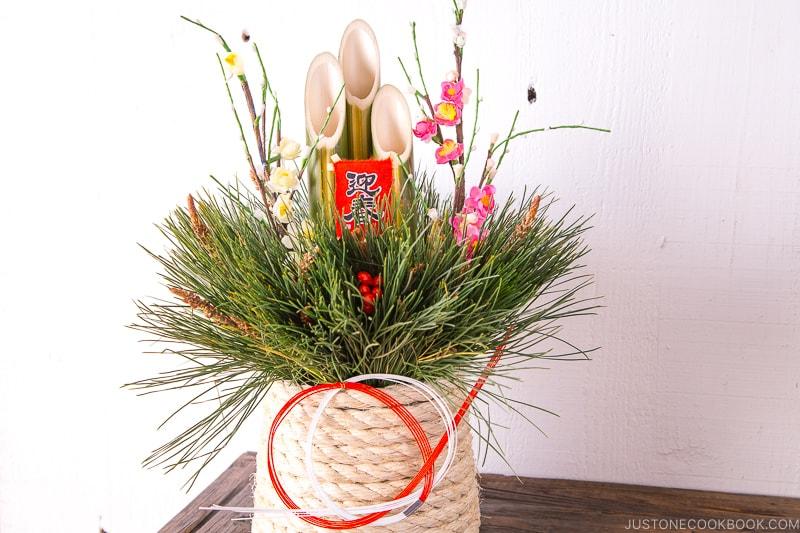 Japanese New Year Kadomatsu | Easy Japanese Recipes at JustOneCookbook.com