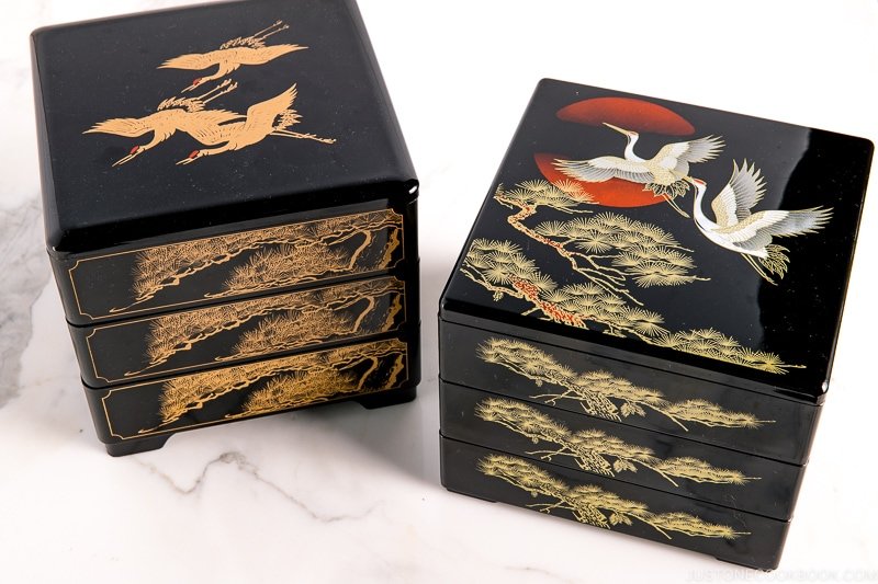 Osechi Boxes | Easy Japanese Recipes at JustOneCookbook.com