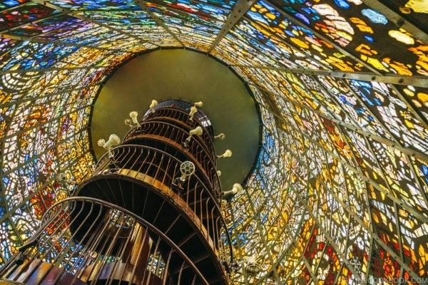 Symphonic Sculpture - The Fabulous Museums in Hakone | www.justonecookbook.com