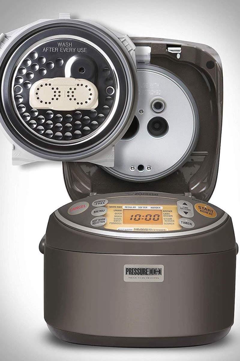 5.5 cups Zojirushi Induction Heating Pressure Rice Cooker & Warmer