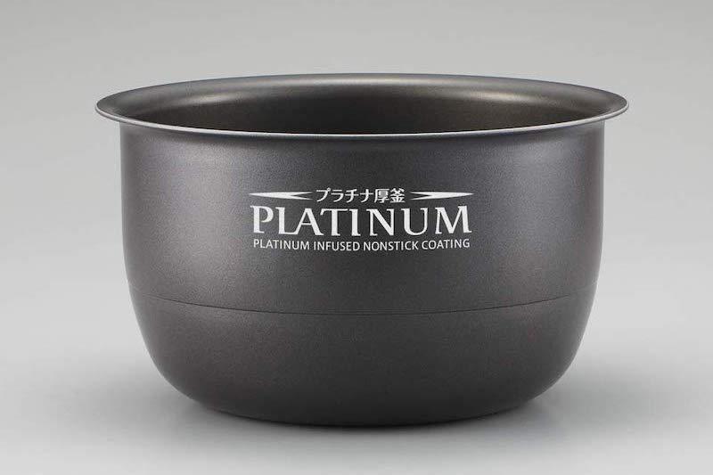 Zojirushi Rice Cooker platinum pot