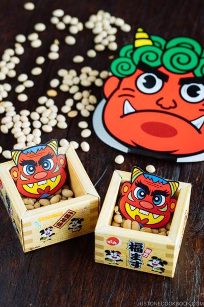 Setsubun: The Japanese Bean Throwing Festival | Easy Japanese Recipes at JustOneCookbook.com