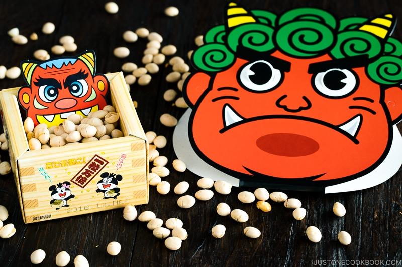 setsubun  the japanese bean throwing festival  u2022 just one