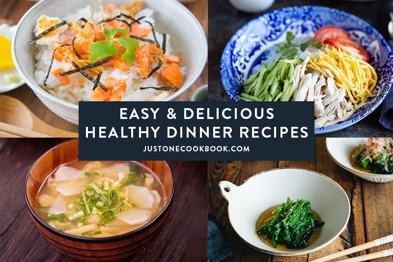 Healthy Dinner Recipes You Need for The New Year