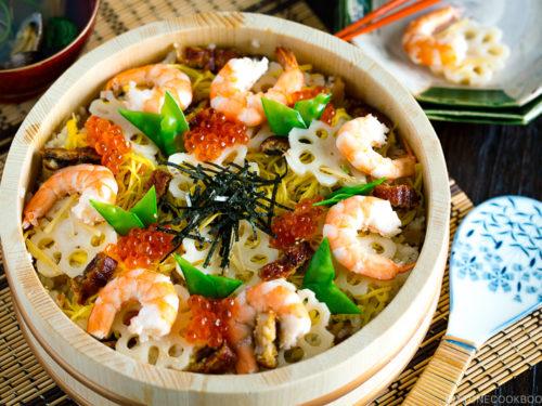 Chirashi Sushi 五目ちらし寿司 • Just One Cookbook