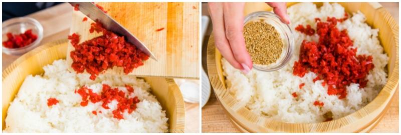 Plum Rice Ball 3