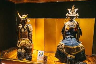 samurai armors - Samurai Museum Tokyo | www.justonecookbook.com