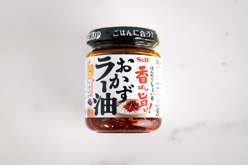 Chili Oil with Crunchy Garlic | Easy Japanese Recipes at JustOneCookbook.com