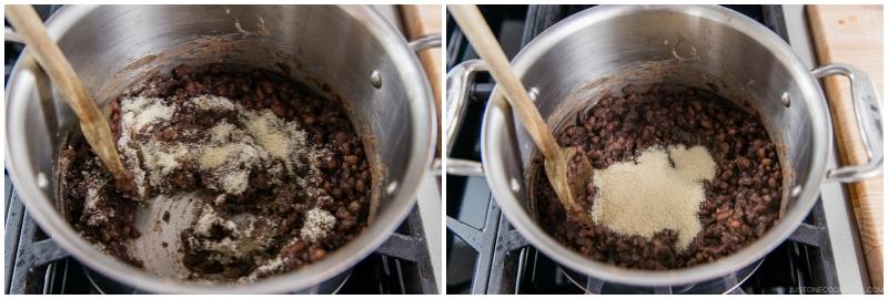 How to Make Anko Red Bean Paste 10