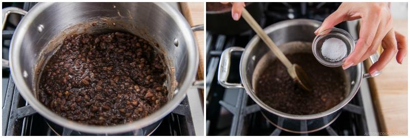 How to Make Anko Red Bean Paste 11