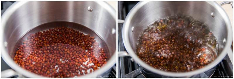 How to Make Anko Red Bean Paste 3