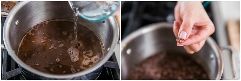 How to Make Anko Red Bean Paste 7