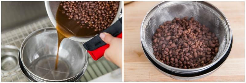 How to Make Anko Red Bean Paste 8