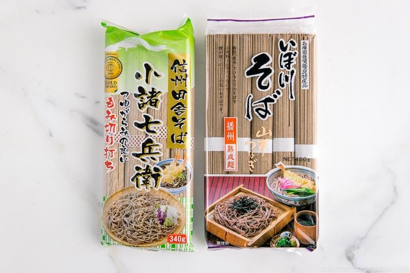 Soba Noodles | Easy Japanese Recipes at JustOneCookbook.com