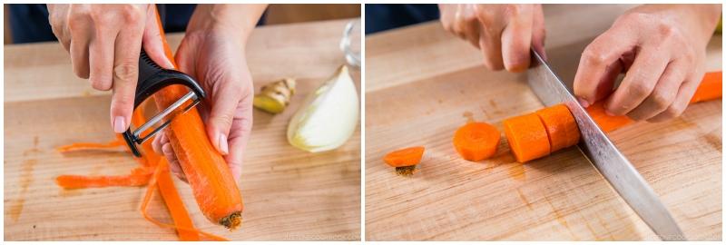 Carrot Ginger Dressing 1