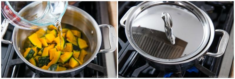 Kabocha Miso Soup 5