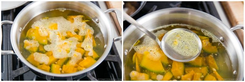Kabocha Miso Soup 6