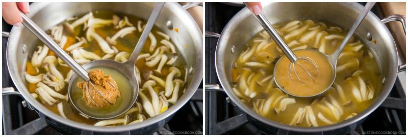 Kabocha Miso Soup 9