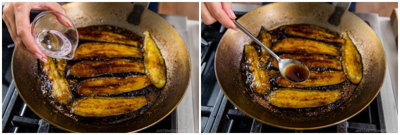 Soy Glazed Eggplant Donburi 10 NEW