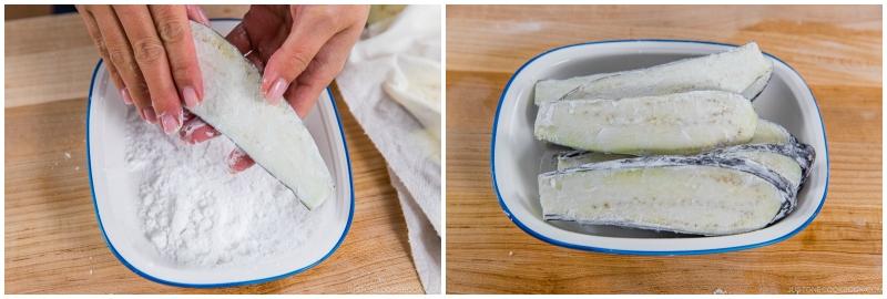 Soy Glazed Eggplant Donburi 6